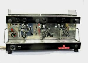 Vibiemme 3 Group Refurbished Commercial Espresso Machine
