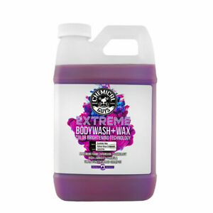 Chemical Guys Extreme Body Wash Wax With Color Brightening Technology 64 Oz