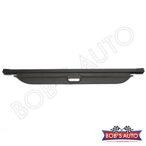 Oe Style Retractable Tonneau Cargo Cover Shade 99 04 Jeep Grand Cherokee Black