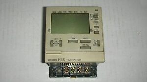 Used Omron Plc Digital Timer Switch H5s fb oh08