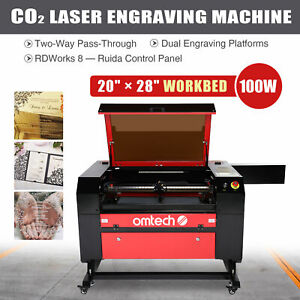Premium High Precision 40w Co2 Laser Engraver W usb Port 12 x 8 For Crafting