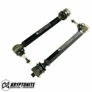 Kryptonite Death Grip Tie Rod Kit For 2011 2019 Chevy Gmc 2500hd 3500hd Pickup