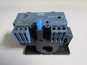 Siemens 3ub8533 5gw2 Overload Relay 25 100amps Good Takeout Make Offer