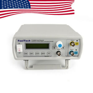 24mhz Us Dual channel Fy3224s Signal Generator Arbitrary Waveform Dds Function