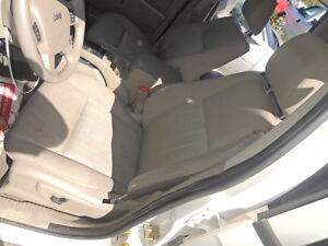 2007 Jeep Grand Cherokee Front Rear Oem Tan Cloth Seats 175 Obo