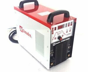 50a Plasma Cutter Simadre 200a Tig Arc Mma Welder Digital 70 Dutycycle 110 220v