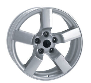 4 20 Silver Ford F150 Lightning Expedition Wheels Single Rims 1997 04 New Alloy