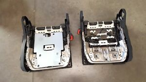 2015 2017 Ford Mustang Lh Rh Driver Passenger Electric Power Seat Tracks Oem