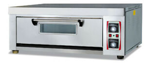 Shivakitchen Electric Baking Oven One Deck Commercial Digital Display