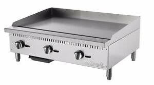 Migali C g36 36 Gas Griddle