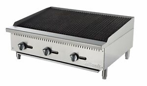 Migali C cr36 36 char Rock Broiler