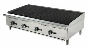 Migali C cr48 48 Char Rock Broiler