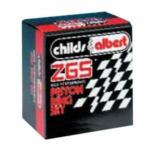 Childs Albert Rs 43zx4 015 Piston Ring Rs 43z Ring Sets