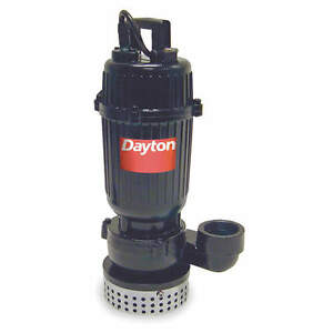 1 3 Hp Submersible Sump Pump None Switch Type Cast Iron Base Material