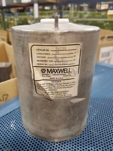 Maxwell 6kv 35uf Energy Discharge Capacitor High Voltage 34035