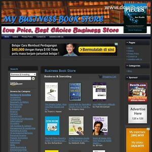 Business Book Store Easy To Operate Highly Profitable Internet Home Business