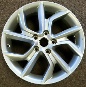 17 Nissan Sentra Factory Oem Alloy Wheel Rim 2013 2015 17x6 1 2