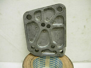 1990s Mr Gasket Hurst V Gate 2 4sp Shifter Bracket 99037 Chevy Gm Muncie Bw T10