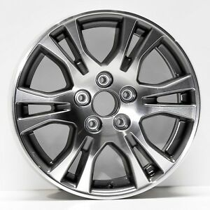 New Set Of 4 17 Replacement Wheels Fit Honda Odyssey 2011 2012 2013 64019