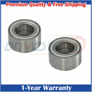 Pair 2 New Front Lh And Rh Wheel Hub Bearings For Hyundai Elantra Kia Forte