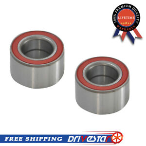 Premium Quality 510014x2 Set Front Wheel Hub Bearings