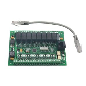 Mach3 Usb Cnc Modbus E cut Expansion Card Breakout Interface Board For Engraving