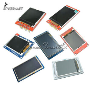 1 44 1 8 5 7 Inch Tft Lcd Display Shield Module St7735s Ssd1963 Serial Spi
