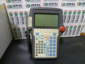 Fanuc A05b 2301 c300 Teach Pendant reconditioned Very Clean