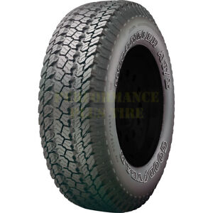 Goodyear Wrangler At S Lt275 65r20 126s Owl 10 Ply Quantity Of 1