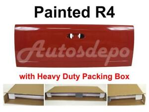 Painted R4 Flame Red Tailgate For 2002 08 Dodge Ram 1500 2003 09 Ram 2500 3500