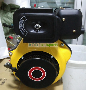 Kipor Diesel Engine With Taper Axis For Km186fa Generator Electric Welder Part