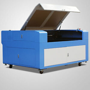 New Reci 100w Co2 Laser Engraving Cutting Machine Cost effective Usb Port