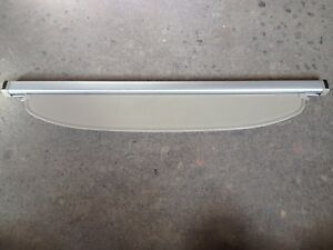 04 09 Prius Security Cargo Tonneau Cover Roll Tan Screen Blind Trunk Shade Beige