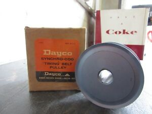 Dayco 24l075 Timing Pulley Bushing For L Belt 5 8 Bore 24 Teeth 3 8 Pitch