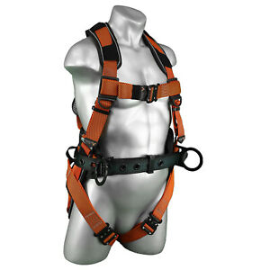 New Warthog Comfort Maxx Belted Side D ring Harness