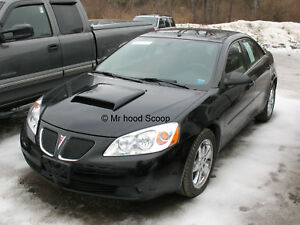 2005 2010 Hood Scoop For Pontiac G6 Mrhoodscoop Painted Hs005