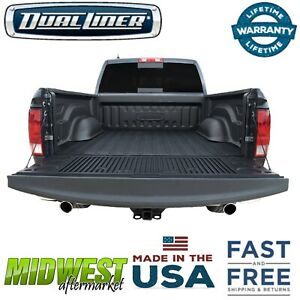 Dualliner Bed Liner Fits 2015 2019 Ford F 150 5 6 Bed No Led Light Bar