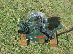 Vintage Restored 1937 Maytag Gas Engine Motor Hit Miss Wringer Washer