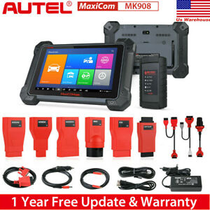 Autel Maxisys Ms908 Automotive Diagnostic Scanner Tool Better Than Ds808 Ms906