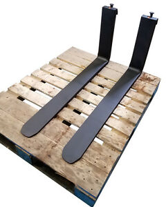 Forklift Forks Class Ii 1 1 2 X 4 X 42 Set Of 2