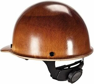 Msa 475395 Skullgard Hard Hat With Ratchet Suspension Medium Natural Tan