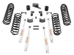 Trail Master 4 0 Inch Lift Kit With Ngs Shocks Tm3340 40013
