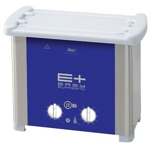 Elma Ep10h Plus 0 2 Gal Heated Ultrasonic Cleaner Pulse sweep Freq 1071647