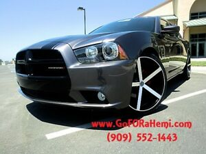 Mopar Chrysler 300 Dodge Charger Challenger Magnum 22 Wheels Tires Rim Style 98