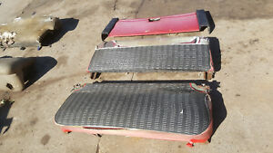 1955 Buick Super Front Bench Seat 1954 1956 Oldsmobile Free U S Shipping