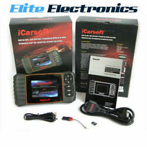 Icarsoft Bcc Ii Jeep Chrysler Chevrolet Gmc Hummer Dodge Obd2 Code Scanner Tool