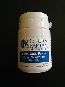 One Pack Of Obtura Gutta Percha Pellets With 100 Pellets