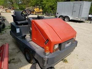 Nilfisk advance Propane Gas Floor Sweeper Model 2060