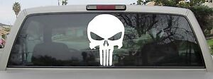 The Punisher Sticker Vinyl Decal You Choose Size Color Style 2 New Vers