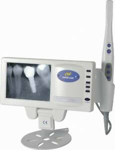 Dental X ray Film Reader Corded M 169 With 5 inch Lcd intraoral Camera Super Cam